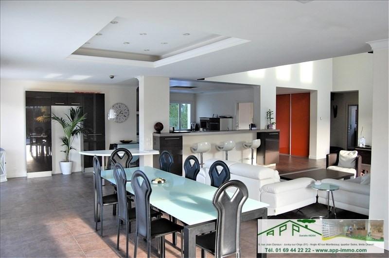 Vente maison / villa Mennecy 525000€ - Photo 6