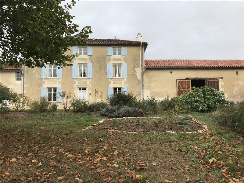 Vente maison / villa Le rochereau 348000€ - Photo 1