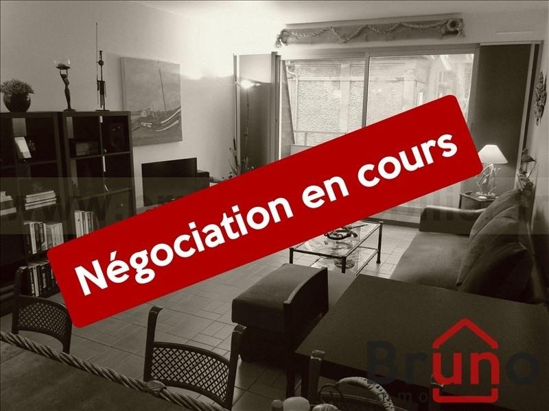 Verkoop  appartement Le crotoy 124000€ - Foto 1