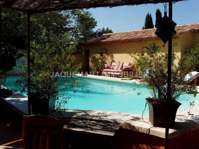 Venta de prestigio  casa Lambesc 795000€ - Fotografía 5