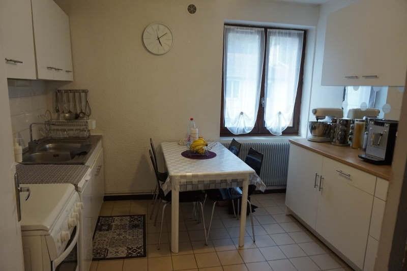 Verkoop  appartement Pont-evêque 84000€ - Foto 2