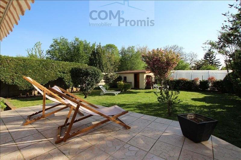 Vente maison / villa La queue en brie 457400€ - Photo 1