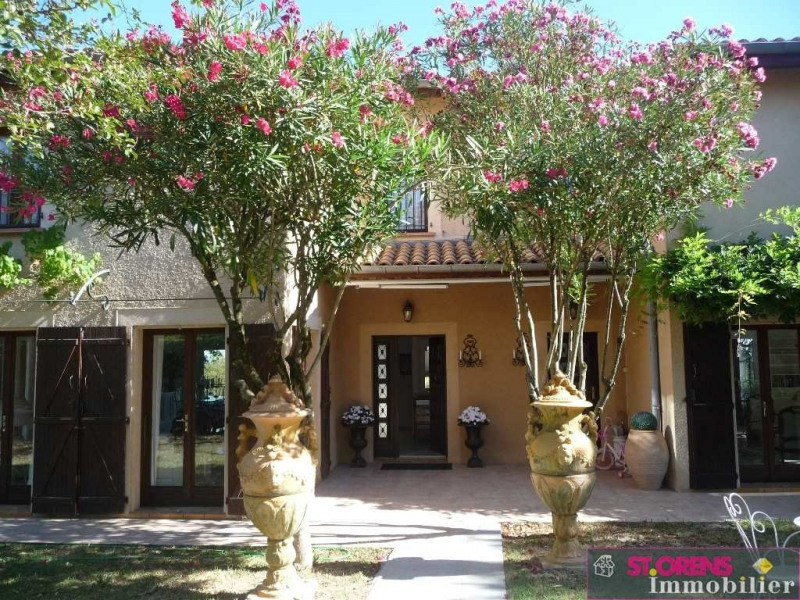 Deluxe sale house / villa Toulouse coteaux 650000€ - Picture 2