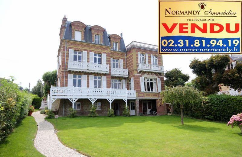 Vente de prestige maison / villa Villers sur mer 1650000€ - Photo 1