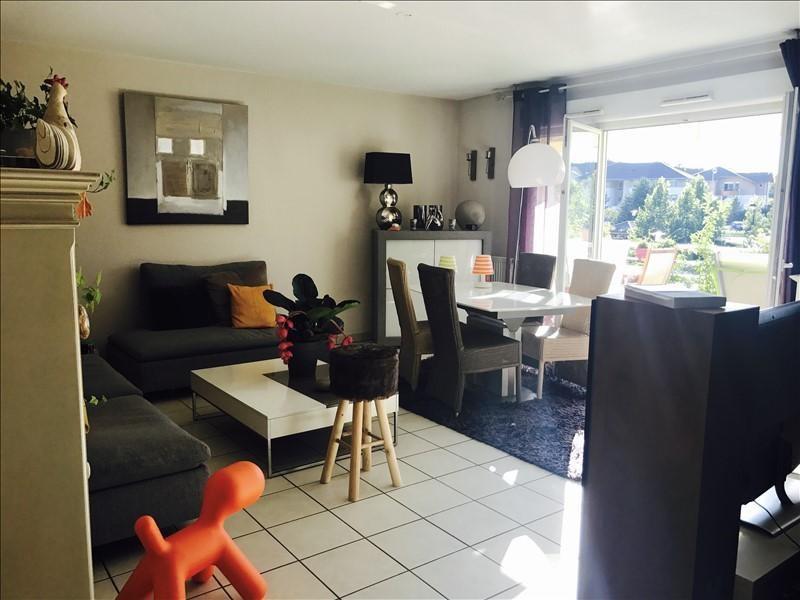 Venta  apartamento Vieugy 440000€ - Fotografía 4