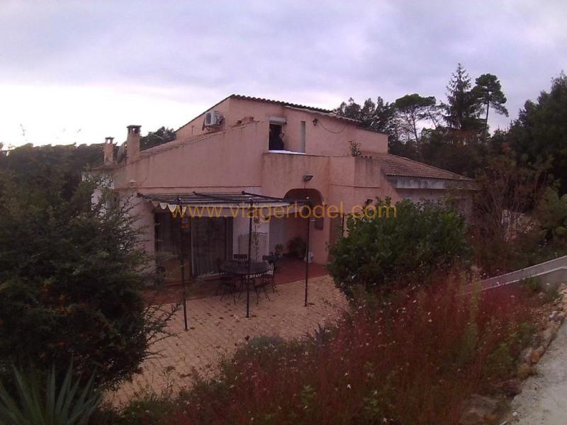 Vitalicio  casa Roquefort-les-pins 580000€ - Fotografía 22