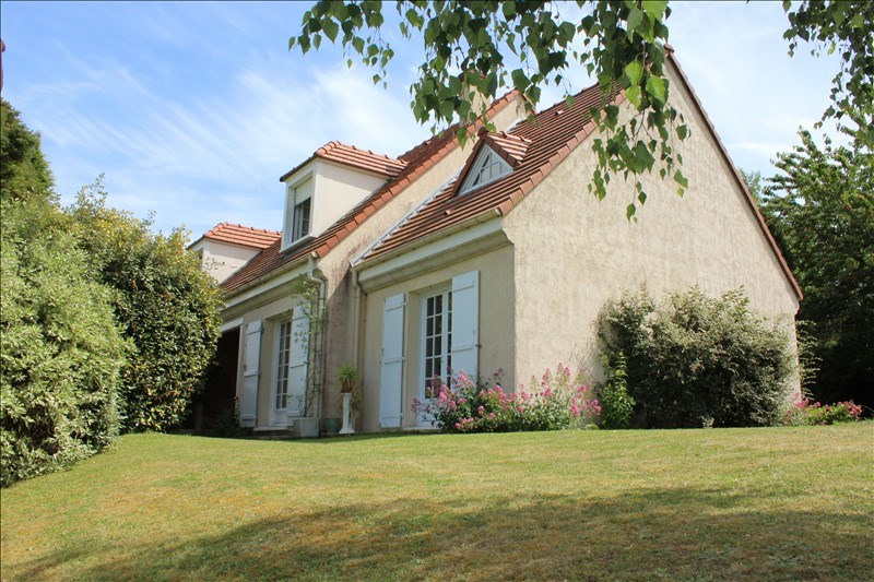 Sale house / villa Nanteuil les meaux 417000€ - Picture 1