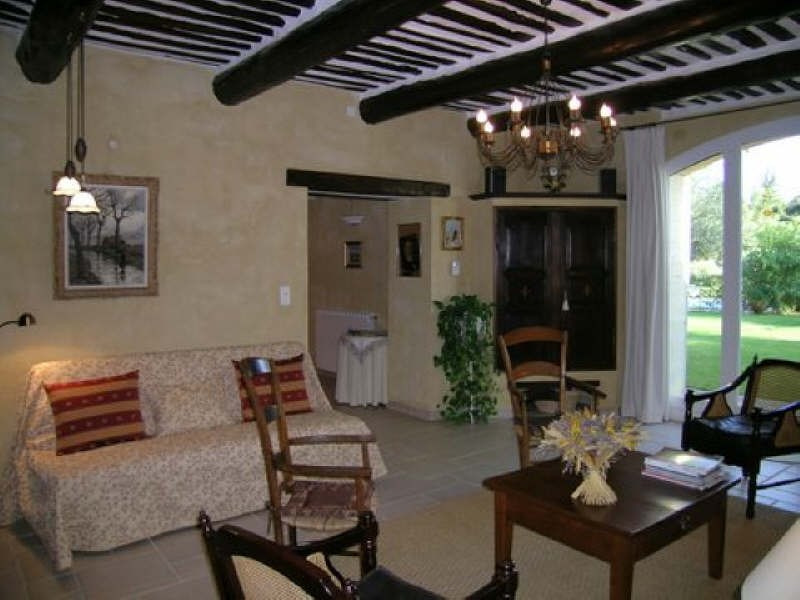Vente de prestige maison / villa Sarrians 570 000€ - Photo 2