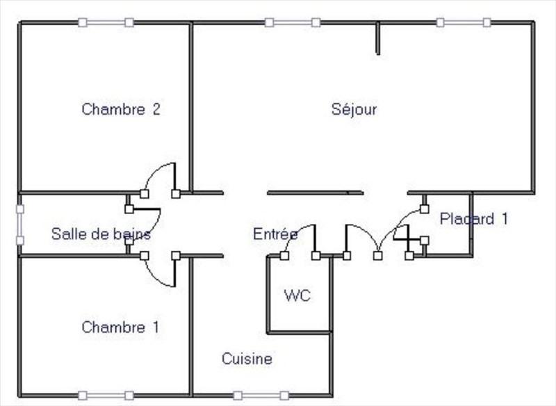 Vente appartement Asnieres sur seine 390000€ - Photo 2