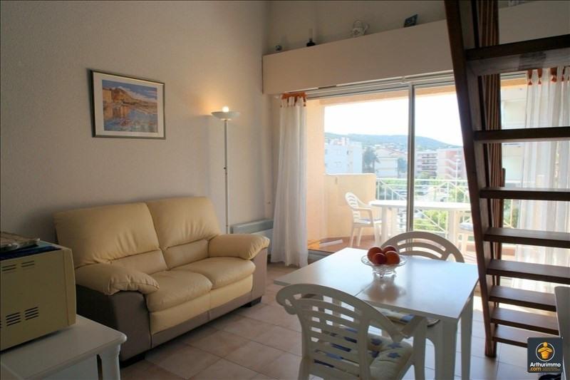 Sale apartment Sainte maxime 250000€ - Picture 3