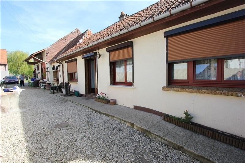 Sale house / villa Raimbeaucourt 131500€ - Picture 1