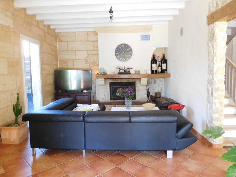 Vente maison / villa St andre de cubzac 278000€ - Photo 5