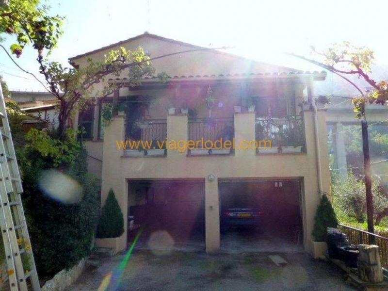 Vendita nell' vitalizio di vita casa La trinité 82000€ - Fotografia 2