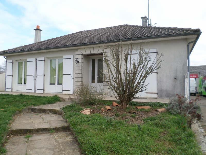 Vente maison / villa Lussac les chateaux 157000€ - Photo 3