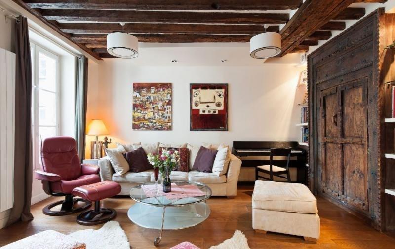Sale apartment Paris 3ème 945000€ - Picture 4