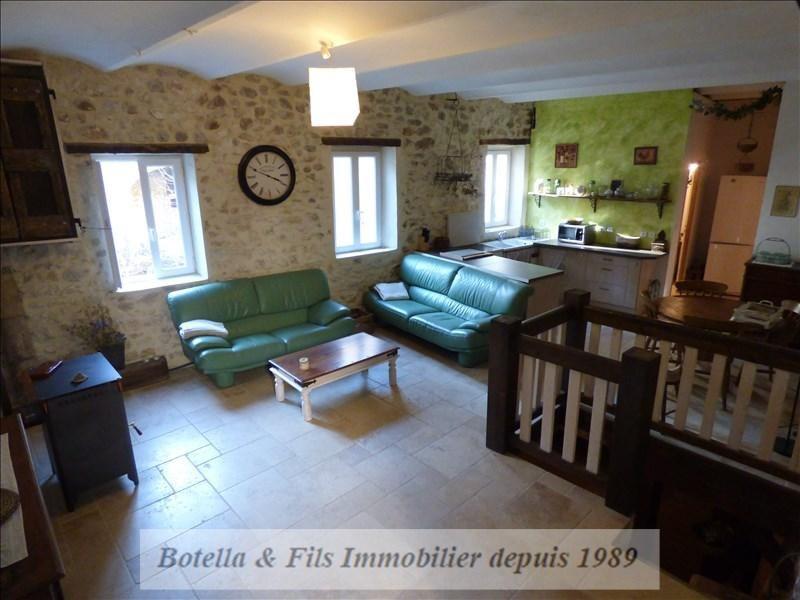 Vendita casa Barjac 169000€ - Fotografia 3