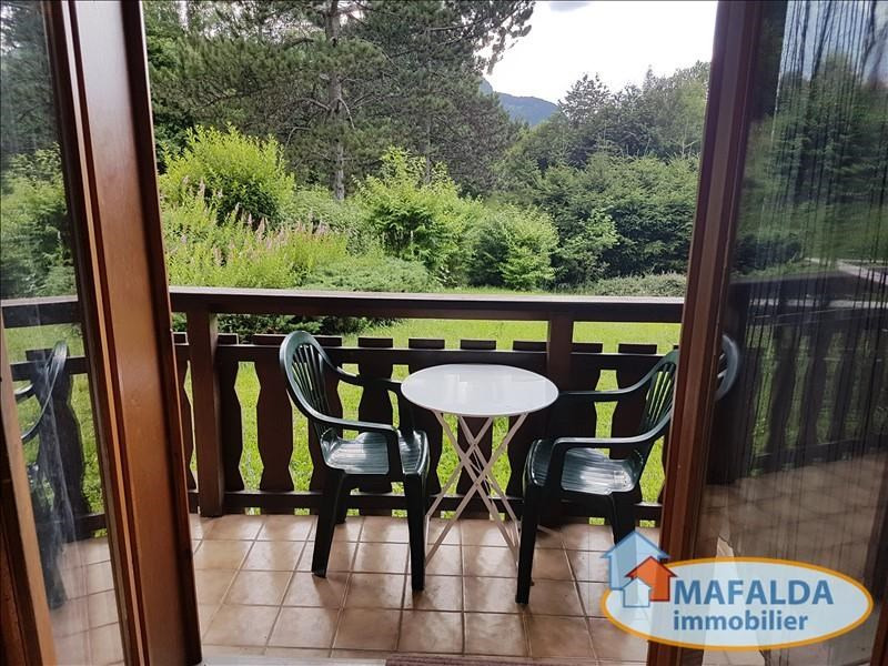 Vente appartement Mont saxonnex 65 000€ - Photo 1