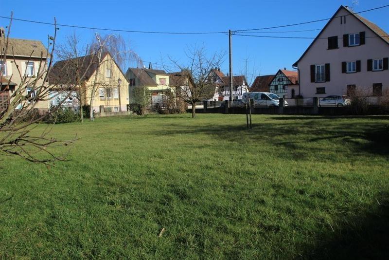 Terrain constructible Erstein