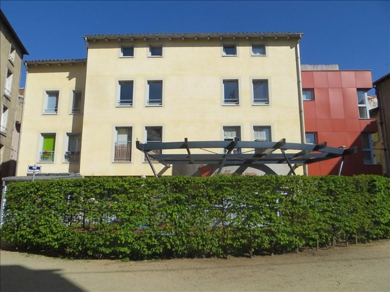 Sale apartment Le puy en velay 165 000€ - Picture 1