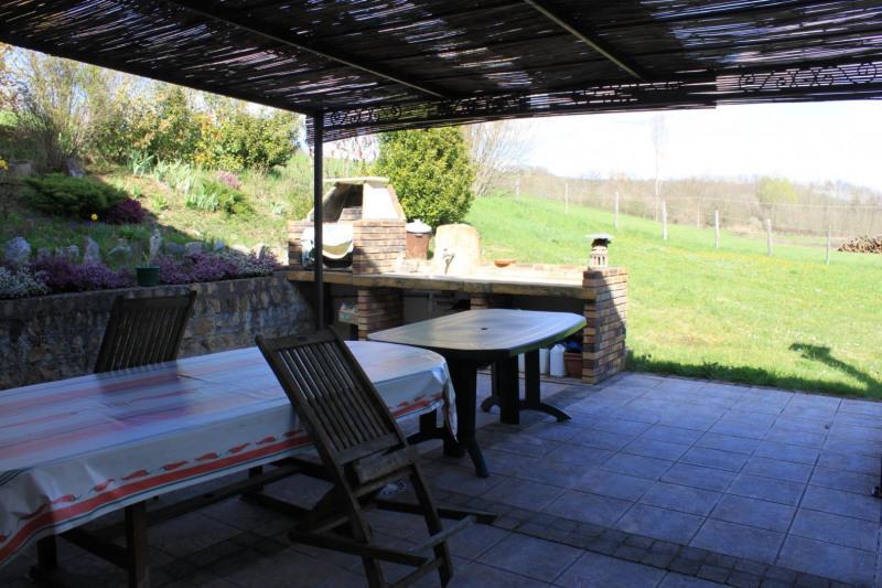 Sale house / villa Montseveroux 364500€ - Picture 4