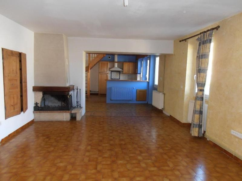 Location maison / villa Le poizat 616€ CC - Photo 1