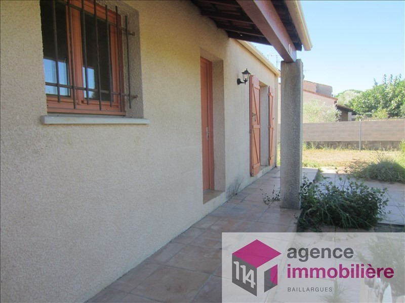 Investment property house / villa Baillargues 260 000€ - Picture 2