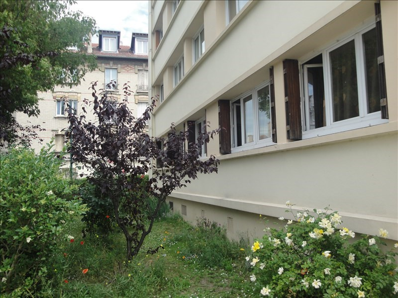 Sale apartment Colombes 273500€ - Picture 2