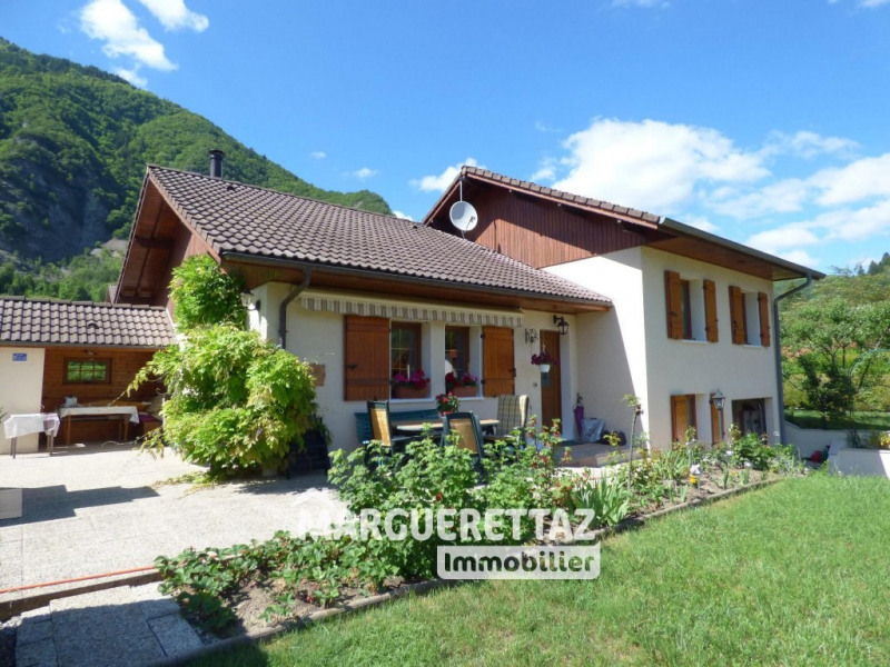 Vente maison / villa Saint-jeoire 399000€ - Photo 1