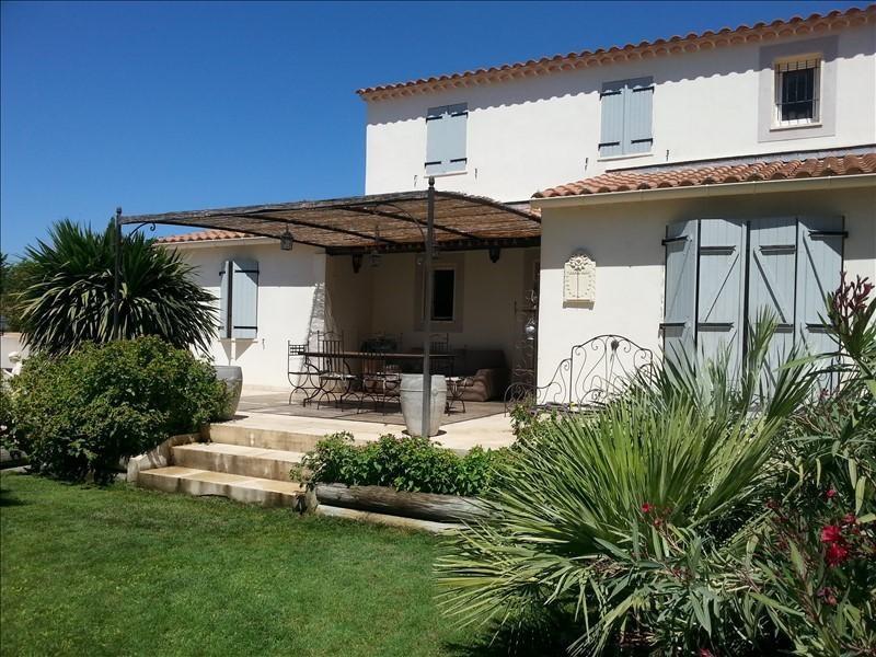 Vente maison / villa St cannat 499000€ - Photo 4