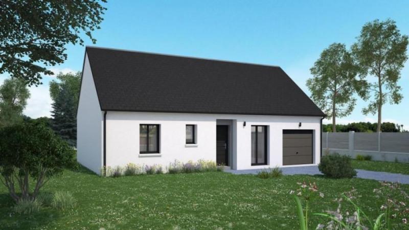Maison  3 pièces + Terrain 820 m² Amboise par maisons Ericlor
