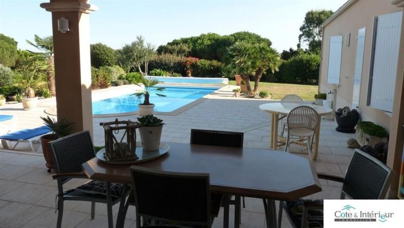 Deluxe sale house / villa Talmont st hilaire 699000€ - Picture 3