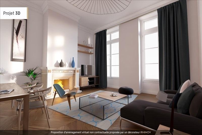 Vente appartement Bordeaux 430000€ - Photo 1