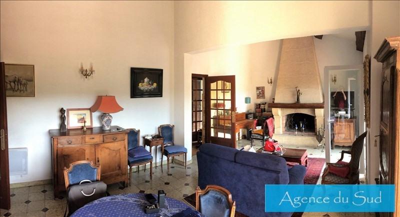 Vente maison / villa Carnoux en provence 450000€ - Photo 3