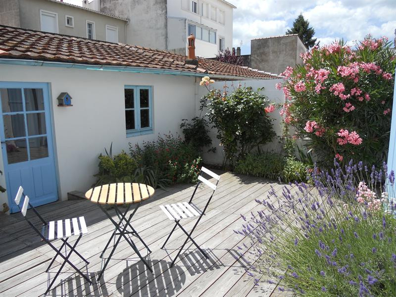 Vacation rental house / villa Royan 722€ - Picture 5