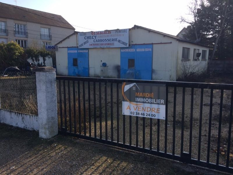 Vente local commercial Checy 170 000€ - Photo 1