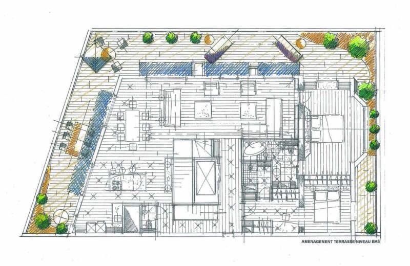 Vente de prestige appartement Neuilly sur seine 1980000€ - Photo 1