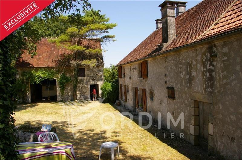 Vente maison / villa St sauveur en puisaye 79500€ - Photo 1