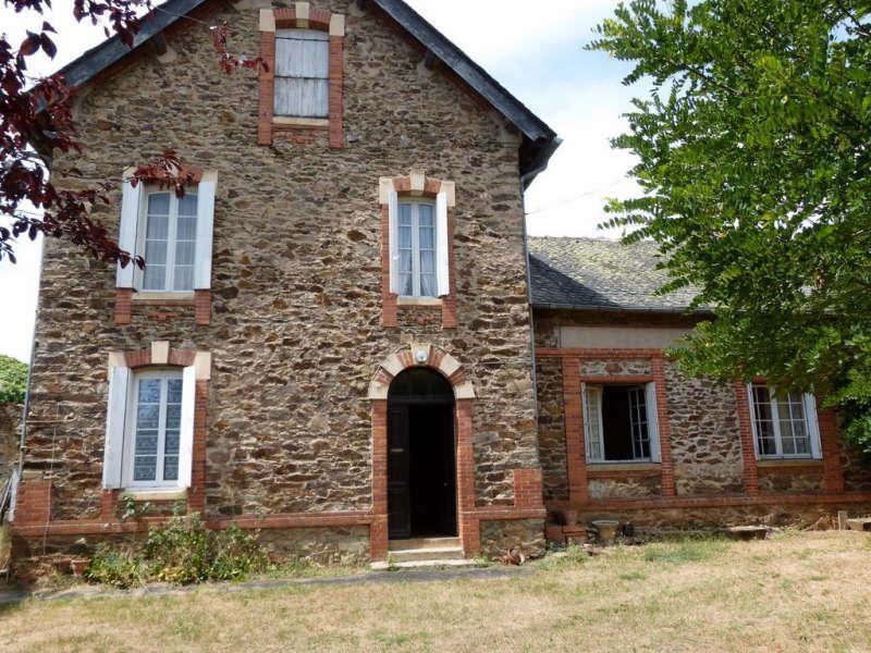 Vendita casa Tanus 170000€ - Fotografia 1
