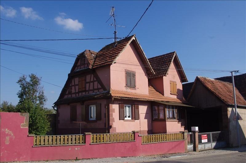 Vente maison / villa Printzheim 117000€ - Photo 1