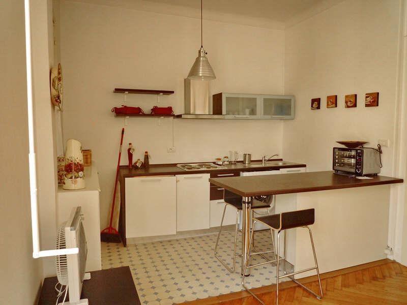 Rental apartment Nice 655€ CC - Picture 1