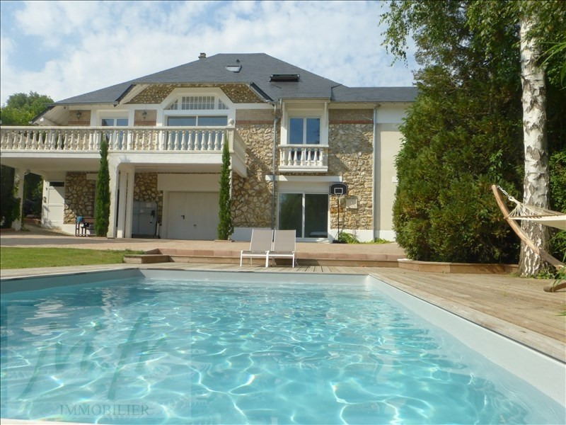 Deluxe sale house / villa Montmorency 1 275 000€ - Picture 10
