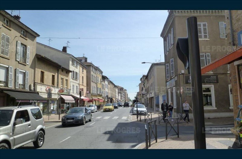 Commercial property sale shop Villefranche sur saone 25 400€ - Picture 1