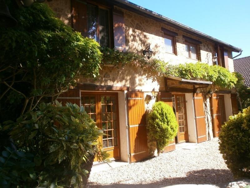 Sale house / villa Orgeval 416000€ - Picture 2