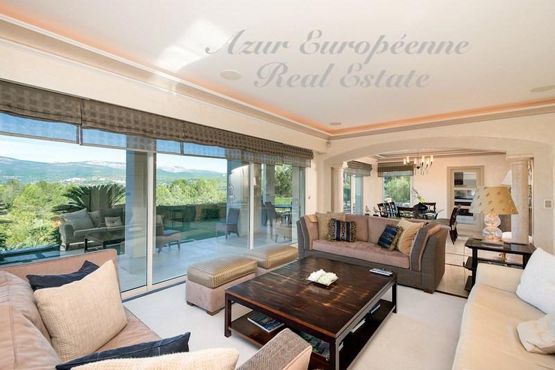 Vente de prestige maison / villa Tourrettes 4850000€ - Photo 4