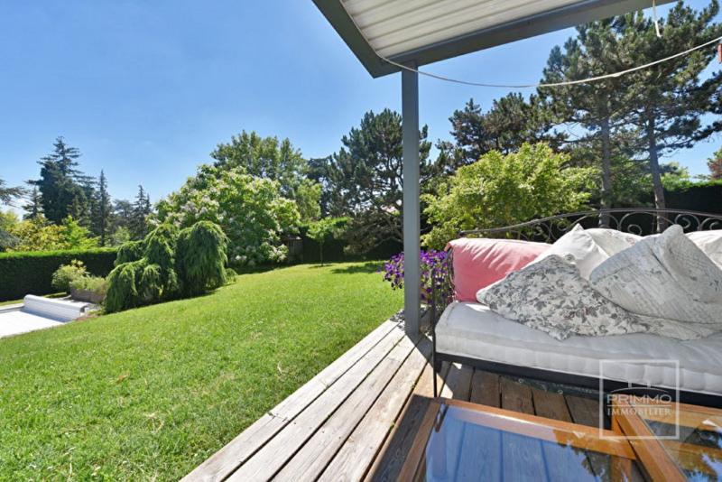 Vente de prestige maison / villa Saint didier au mont d'or 1250000€ - Photo 13