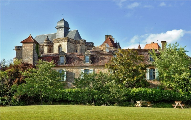 Deluxe sale house / villa Villeneuve sur lot 975 000€ - Picture 1
