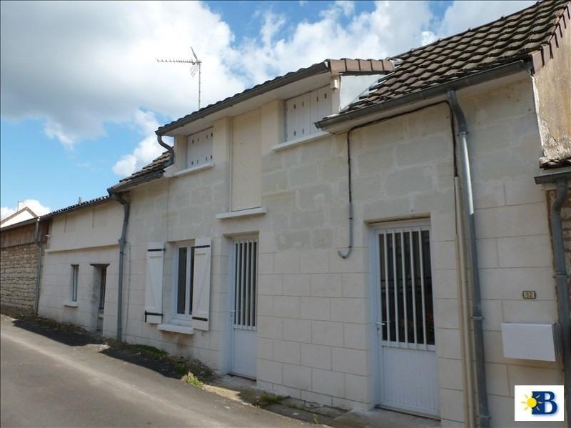 Vente maison / villa Naintre 49500€ - Photo 1