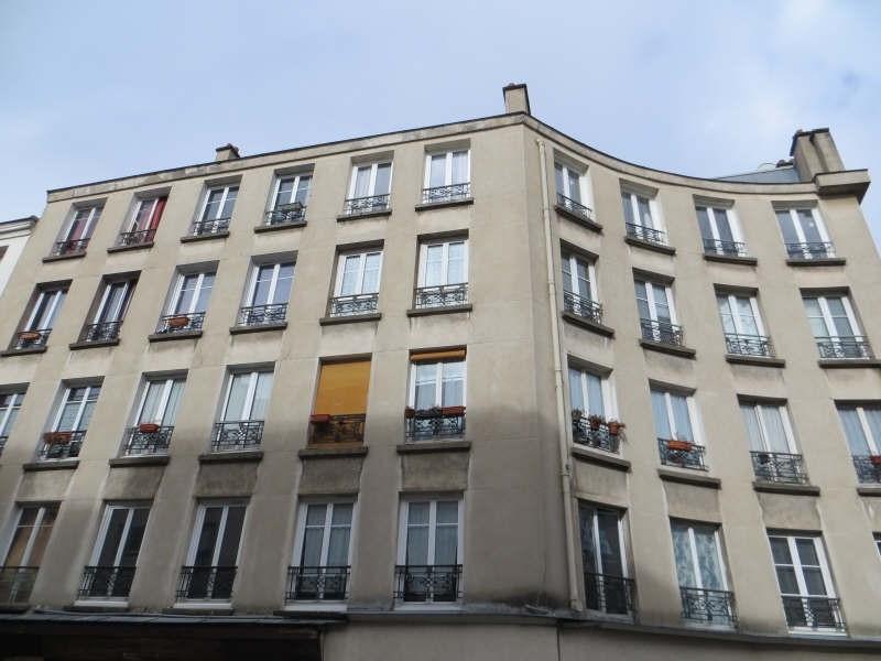 Sale apartment Paris 19ème 144000€ - Picture 1
