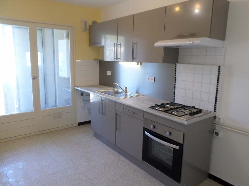 Rental apartment Nimes 590€ CC - Picture 1