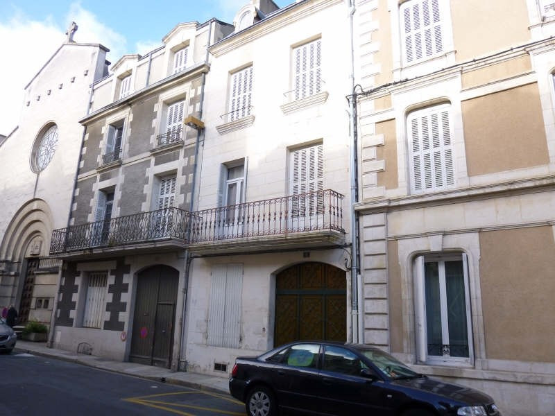 Rental apartment Poitiers 384€ CC - Picture 1